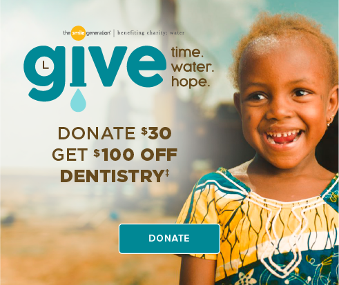 Donate $30, Get $100 Off Dentistry - Liberty Oaks Dental Group