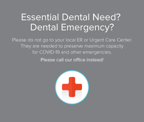Essential Dental Need & Dental Emergency - Liberty Oaks Dental Group