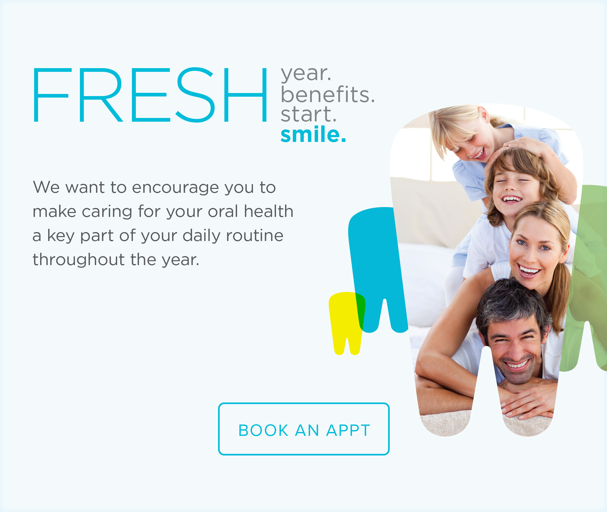 Liberty Oaks Dental Group - Make the Most of Your Benefits